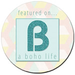 Featured on A Boho Life