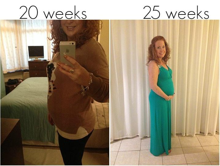 20-25 weeks