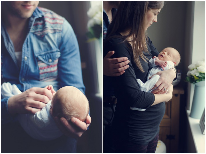 New-Born Shoot - Jesse by Silvery Moon Photography