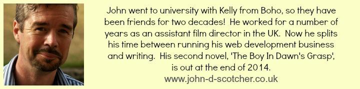 John Scotcher Bio