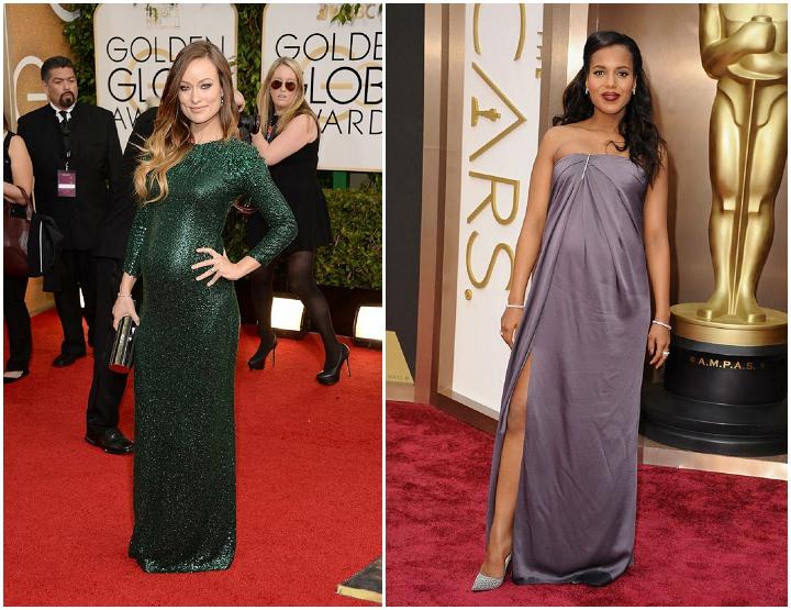 pregnancy awards dresses