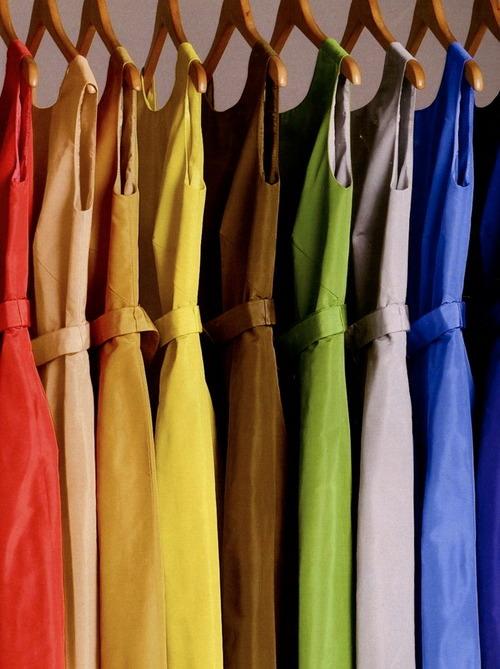 colourful dresses