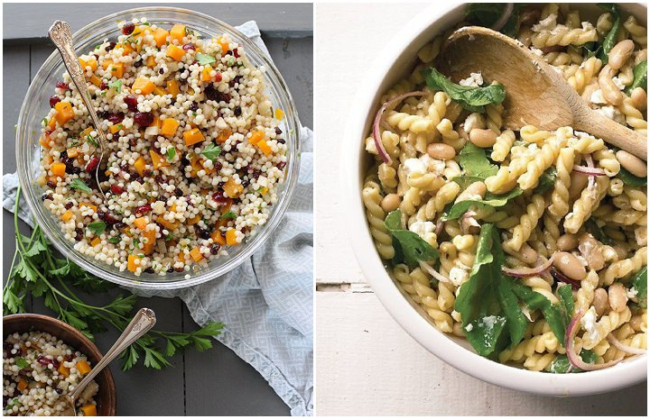 6 Ideas for Healthy Lunches