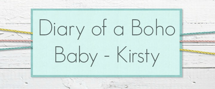 diary of a boho baby - Kirsty