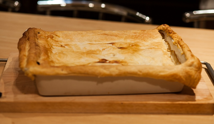 chicken, leek and bacon pie-7