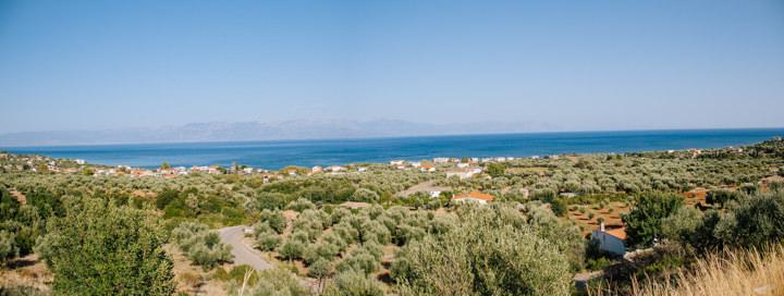 1 Mainland Greece – Southern Peloponnese