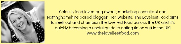 Chloe - The Lovelist Food