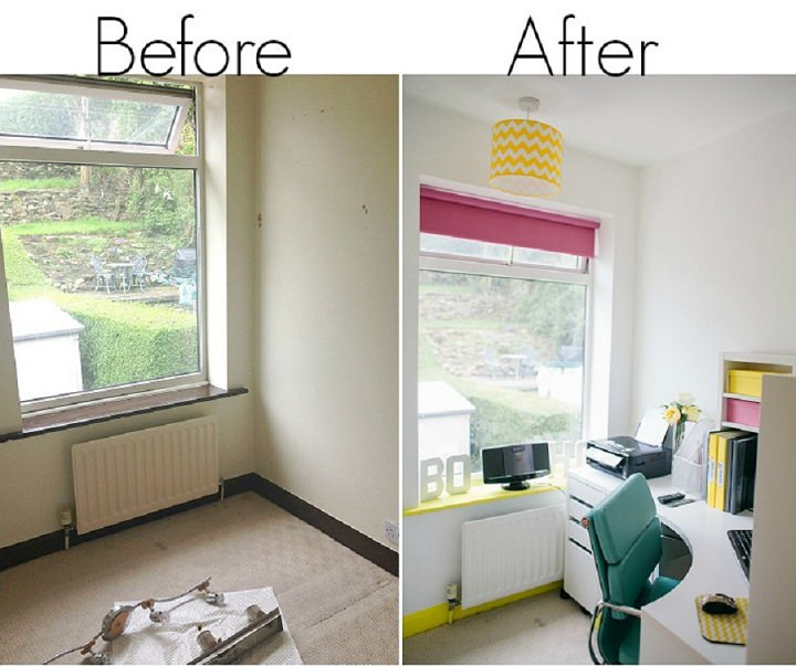 1 Before and After – My Office