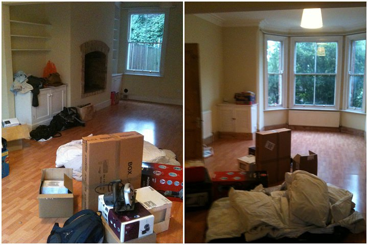 1 Lounge and Dining Room Before and After