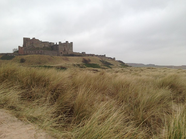 Northumberland - Bamburgh Castle