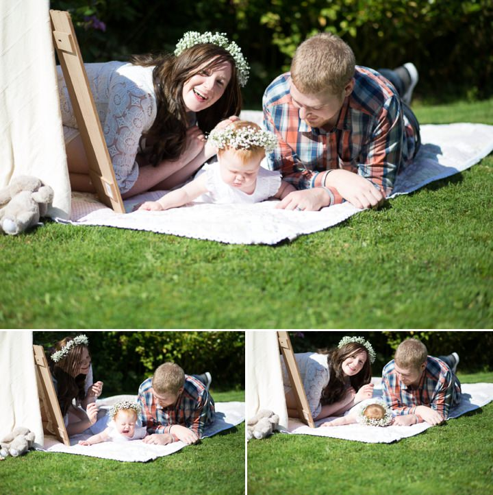 Boho Family Photography