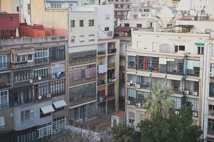 Casa Mila La Pedrera Gaudi Barcelona by Rebecca Douglas Photography 12