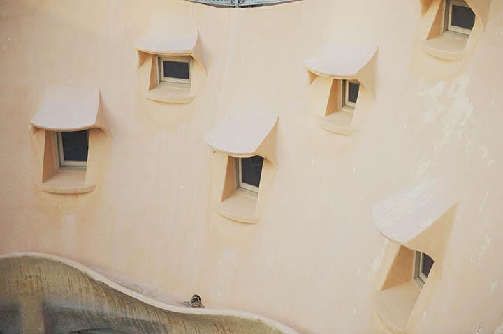 Casa Mila La Pedrera Gaudi Barcelona by Rebecca Douglas Photography 22