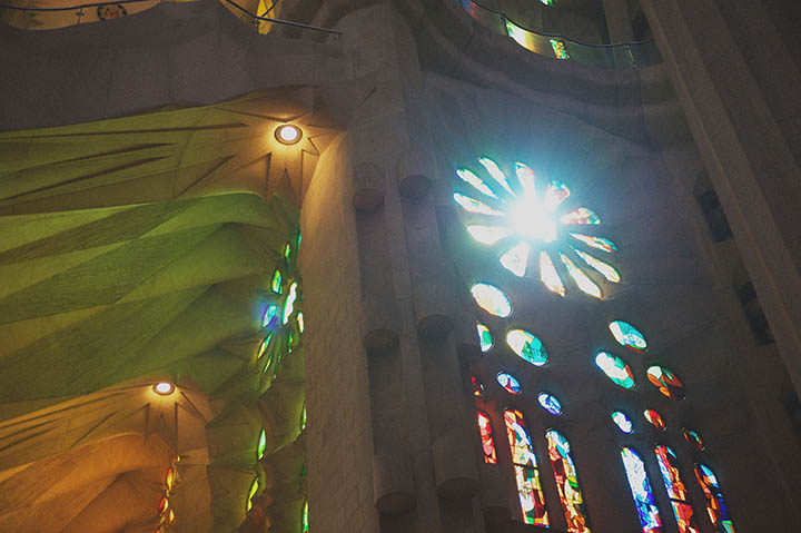 Sagrada Familia Gaudi Barcelona by Rebecca Douglas Photography 14