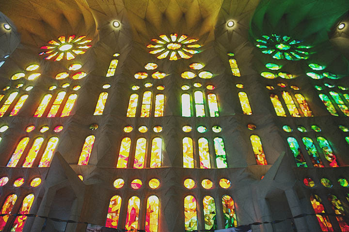 Sagrada Familia Gaudi Barcelona by Rebecca Douglas Photography 15