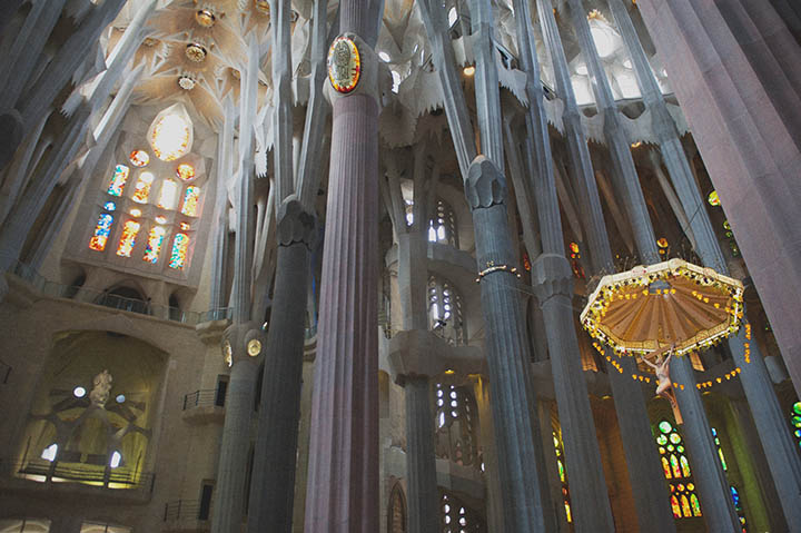 Sagrada Familia Gaudi Barcelona by Rebecca Douglas Photography 21