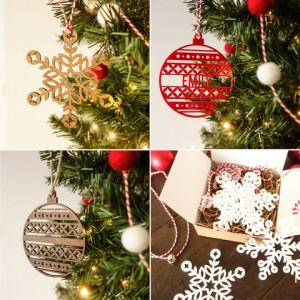 Quirky Christmas Decorations
