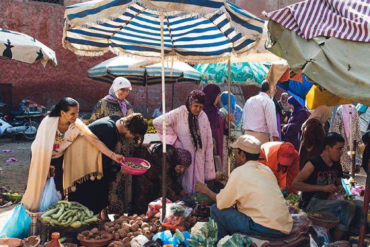 Morocco Street Photography