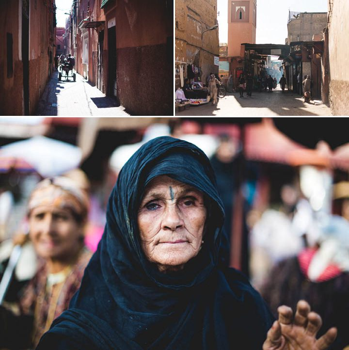 The people of Morocco