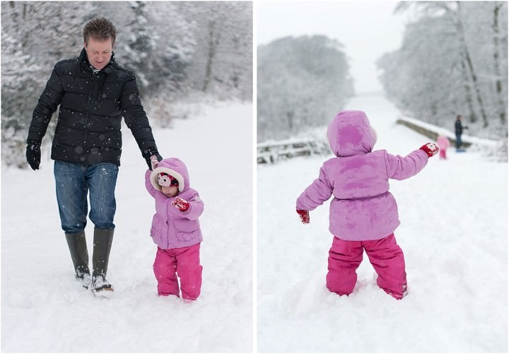 Family Shoot in the snow by Alex Knight Photography_0008