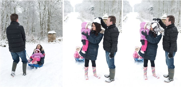 Family Shoot in the snow by Alex Knight Photography_0017