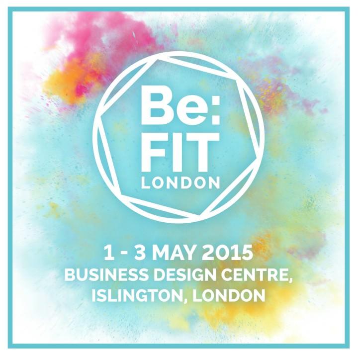27006 Be Fit London 2015 Logo Splash v2_Dated