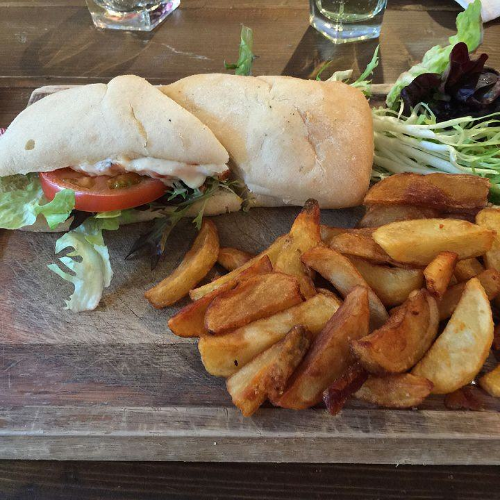 6 eating out in sheffield - boho's bites